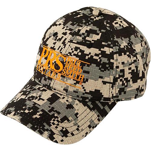 PRS Block Logo Camo Hat