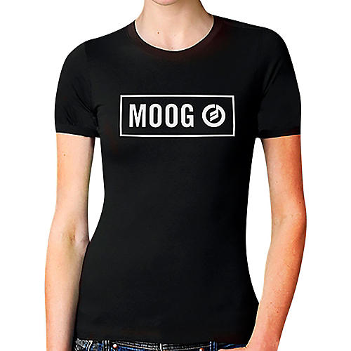 Moog Block Womans T-Shirt
