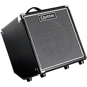quilter labs blockdock 10tc 100w 1x10 guitar speaker cabinet guitar center. Black Bedroom Furniture Sets. Home Design Ideas