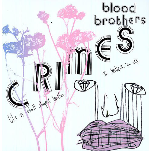 Alliance Blood Brothers - Crimes (Grey / Pink / Black)