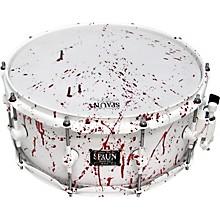Spaun Blood Spatter Maple Snare Drum
