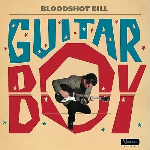 Alliance Bloodshot Bill - Guitar Boy
