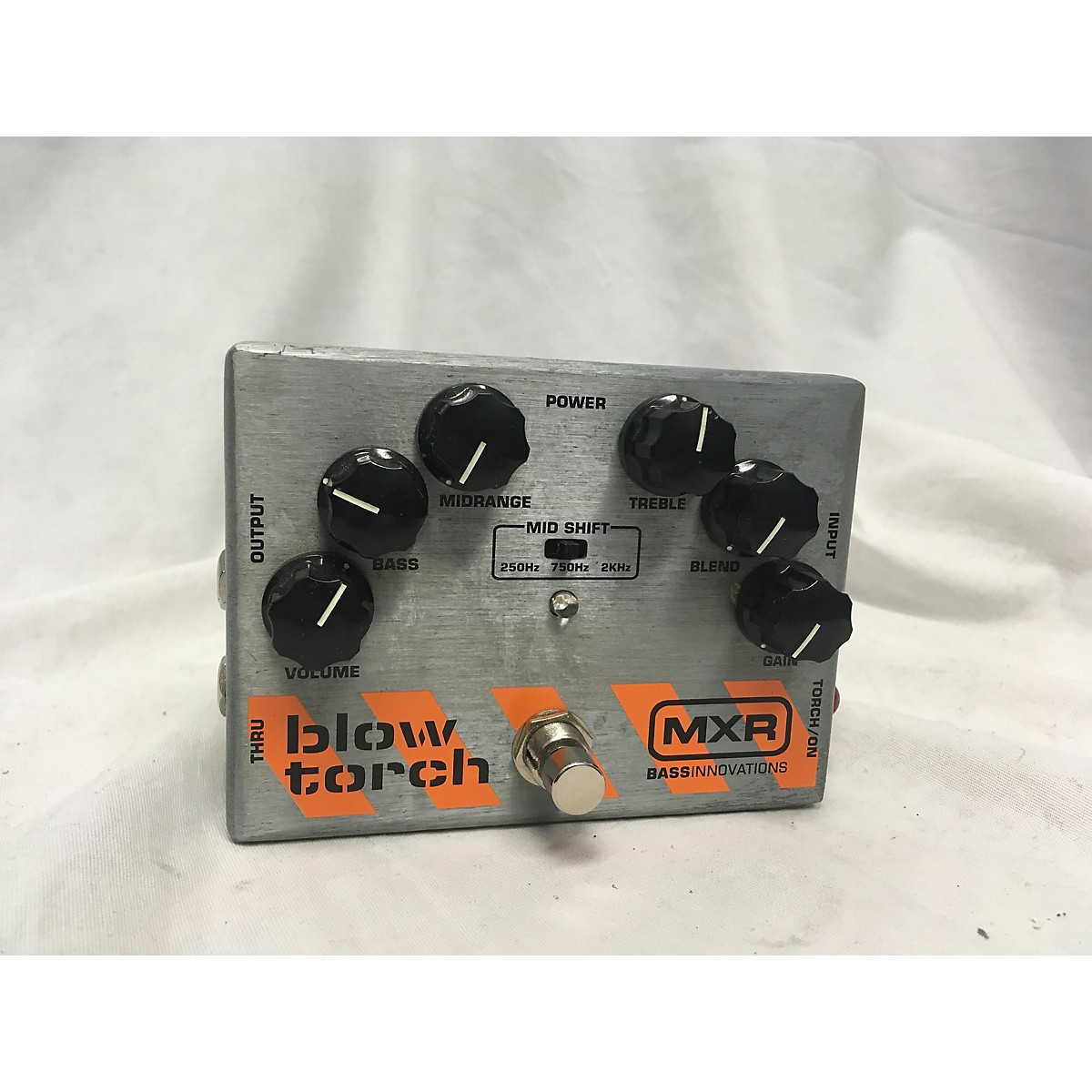 MXR Blow Torch Bass Effect Pedal