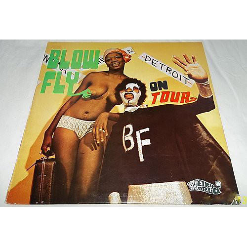 Alliance Blowfly - On Tour