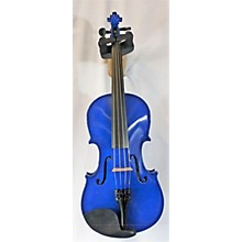 Miscellaneous Blue Acoustic Violin