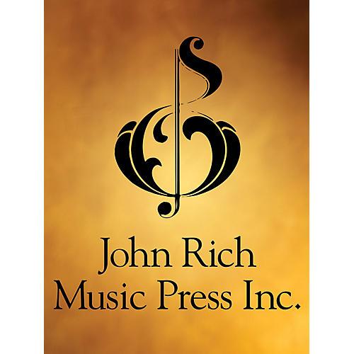 John Rich Music Press Blue Book, The Pavane Publications Series