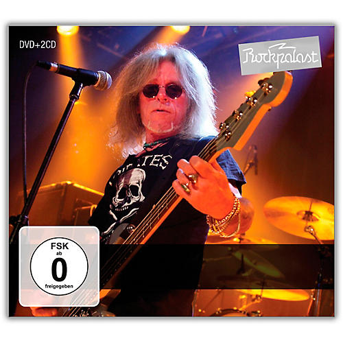 MVD Blue Cheer - Live At Rockpalast: Bonn 2008 2CD and DVD