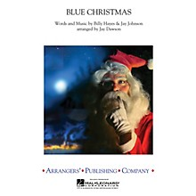 Arrangers Blue Christmas Concert Band by Elvis Presley Arranged by Jay Dawson