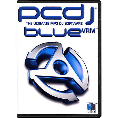 PCDJ Blue DJ Software