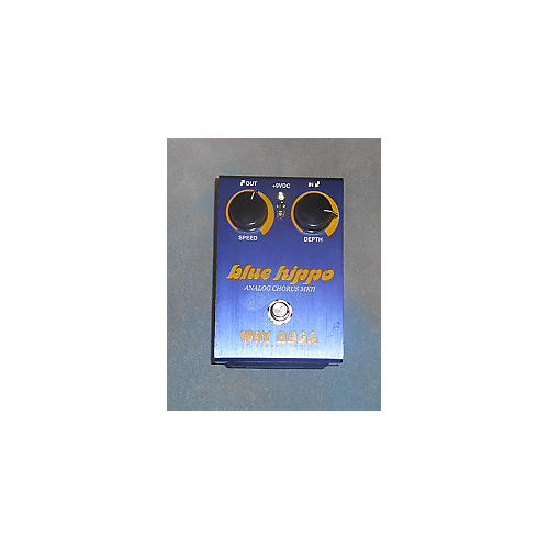 Way Huge Electronics Blue Hippo MkII Effect Pedal