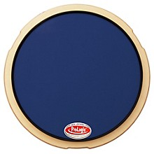 ProLogix Percussion Blue Lightning Series Practice Pad Level 1 12 in.