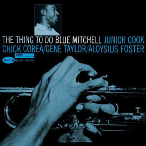 Alliance Blue Mitchell - The Thing To Do