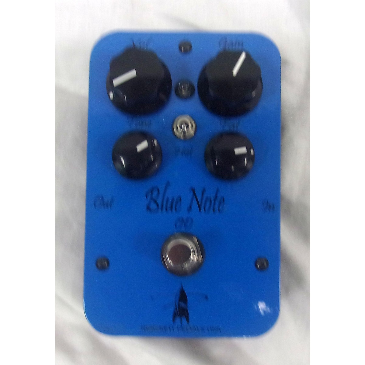 Rockett Pedals Blue Note Od Effect Pedal