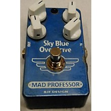 Mad Professor Blue Sky Overdrive Hand Wired Effect Pedal