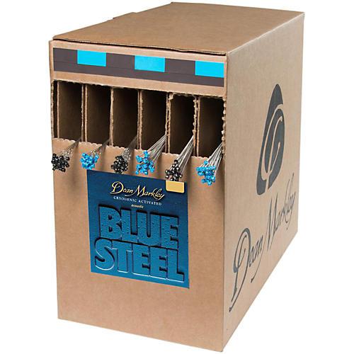 Dean Markley Blue Steel-Medium Light Box 25 Sets Acoustic Guitar Strings