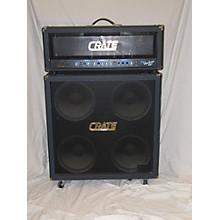 Crate Blue Voodoo 120 Head & Cab Guitar Stack
