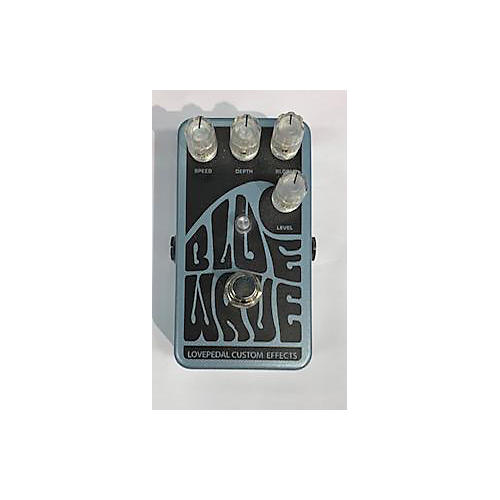 Lovepedal Blue Wave Effect Pedal
