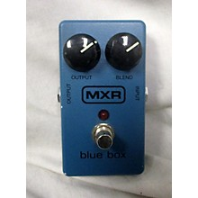 MXR Bluebox Effect Pedal