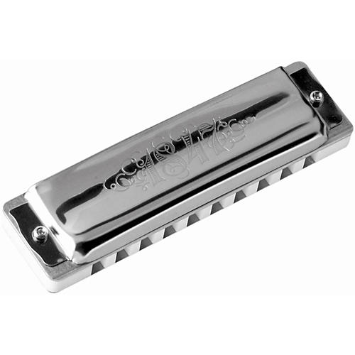 SEYDEL Blues 1847 Harmonica Set Silver with Softcase (Set of 5)