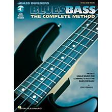 Hal Leonard Blues Bass (Book/Online Audio)