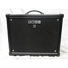 Boss Blues Cube Hot Guitar Combo Amp