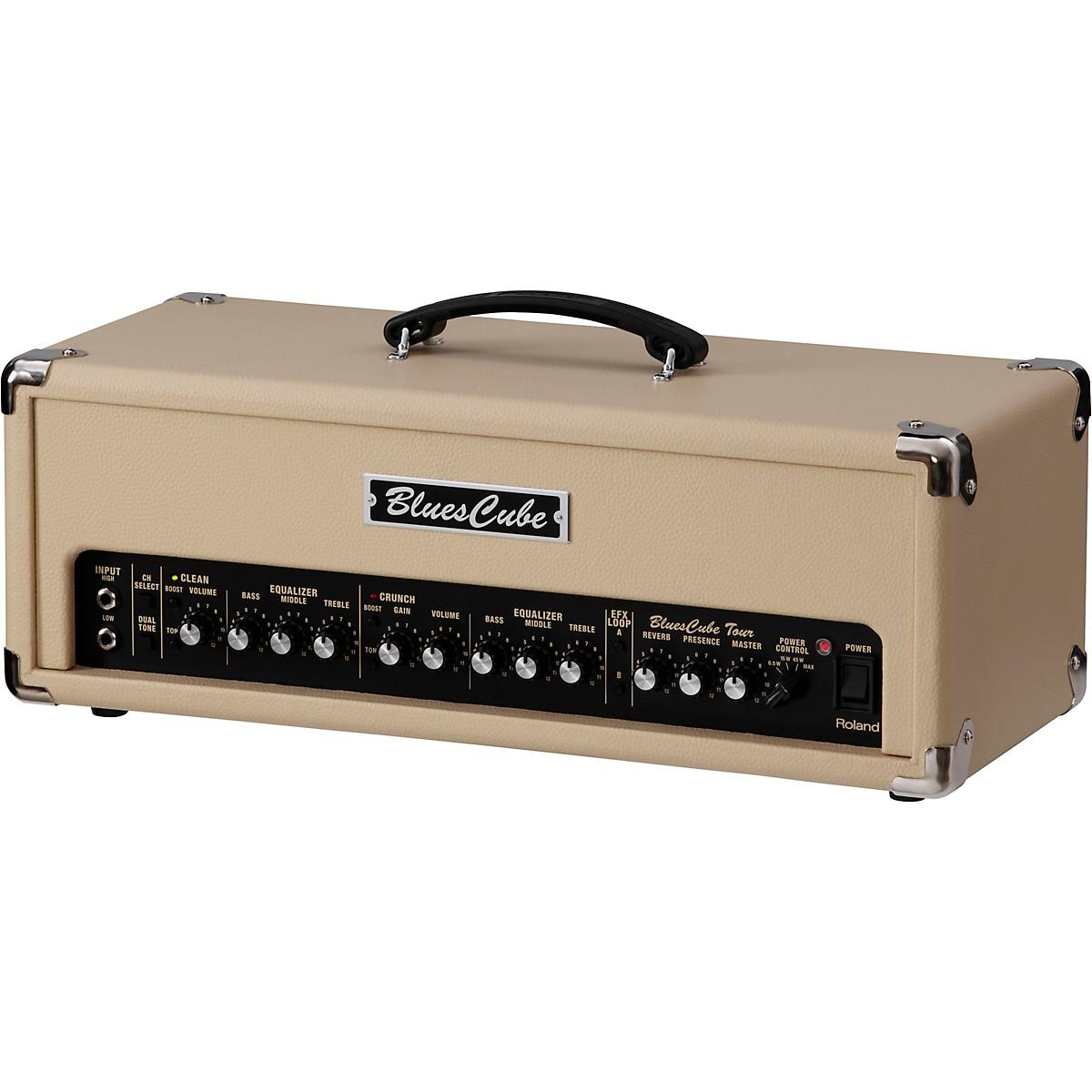 Roland Blues Cube Tour 100W Guitar Amplifier Head