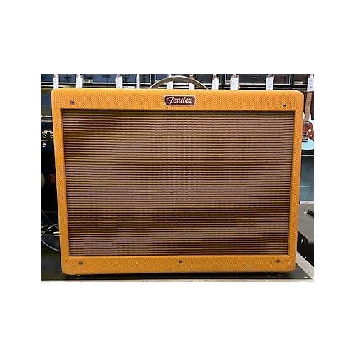 used fender blues deluxe reissue 40w 1x12 tweed tube guitar combo amp guitar center. Black Bedroom Furniture Sets. Home Design Ideas