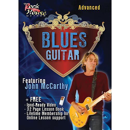 Hal Leonard Blues Guitar Advanced Featuring John McCarthy