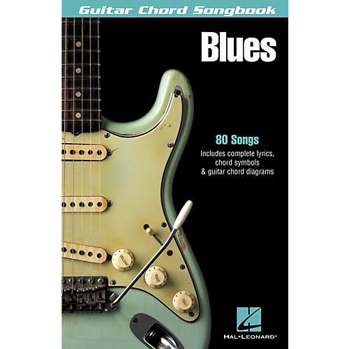Hal Leonard Blues Guitar Chord Songbook