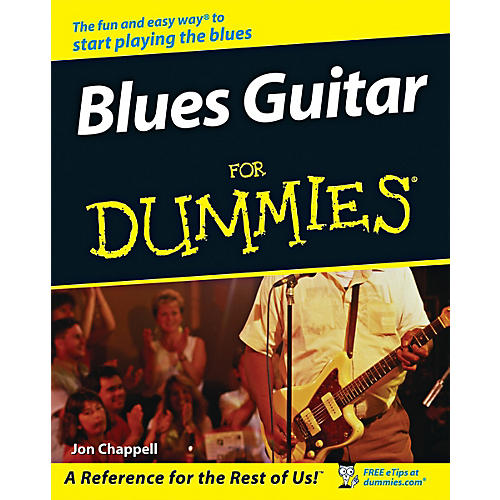 Mel Bay Blues Guitar For Dummies  Book/CD Set