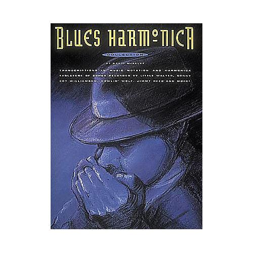 Hal Leonard Blues Harmonica Collection Songbook