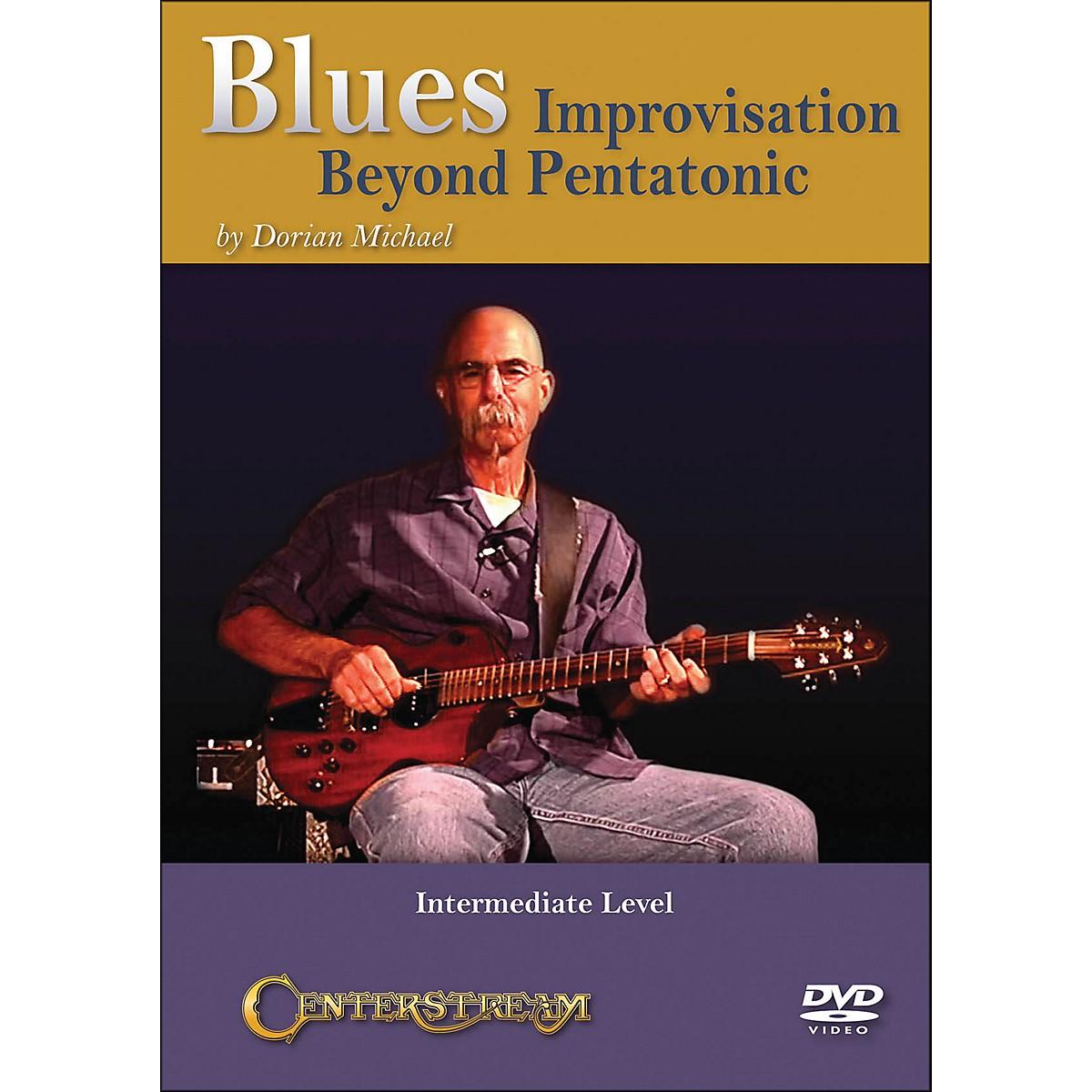 Centerstream Publishing Blues Improvisation- Beyond Pentatonic (DVD)