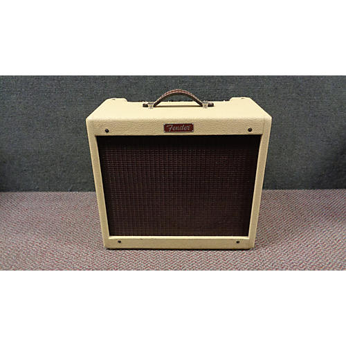 Fender Blues Junior 15W 1x12 Brown Tube Guitar Combo Amp