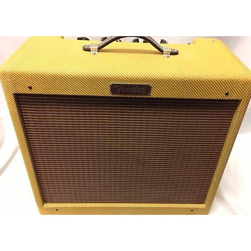 Fender Blues Junior 15W 1x12 Tube Guitar Combo Amp