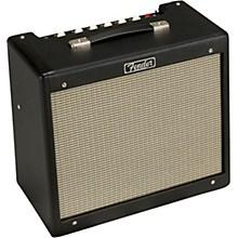 Fender Blues Junior IV 15W 1x12 Tube Guitar Combo Amplifier Level 1 Black