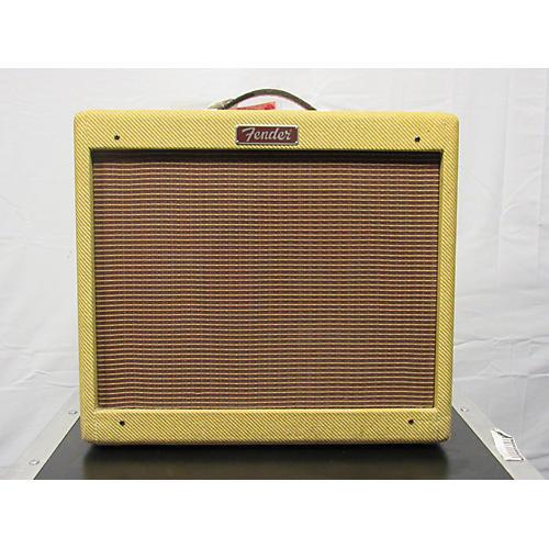 Fender Blues Junior Tweed Relic Tube Guitar Combo Amp