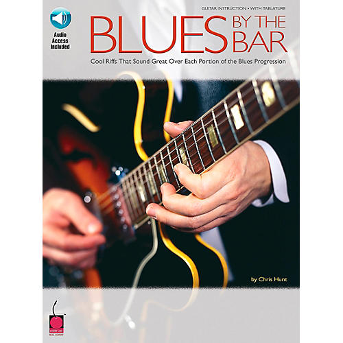 Cherry Lane Blues by the Bar (Book/CD)