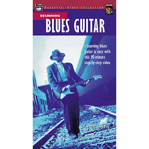 Alfred Blues for Beginning Guitar Video