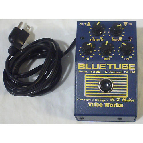 Tubeworks Bluetube Effect Pedal