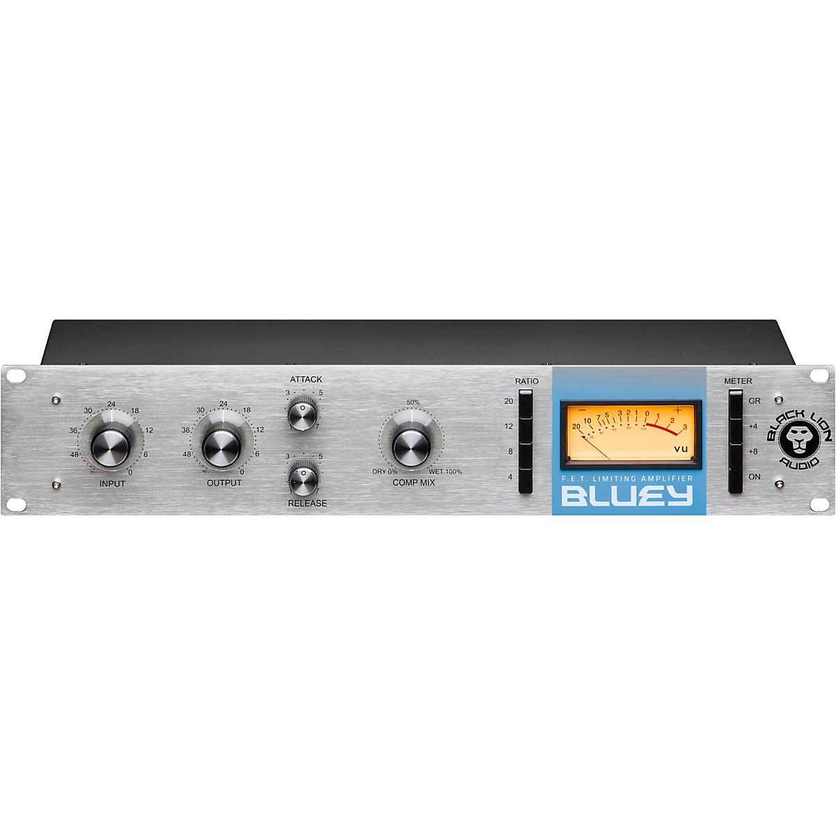 Black Lion Audio Bluey Modified Blue Stripe Compressor