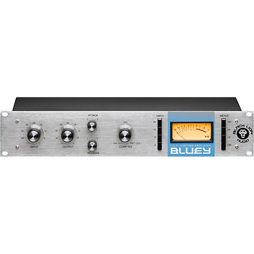 Black Lion Audio Bluey Modified Blue Stripe Compressor