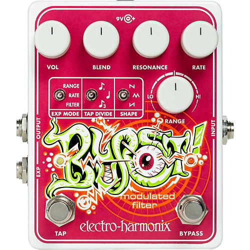 Electro-Harmonix Blurst Modulated Filter Pedal