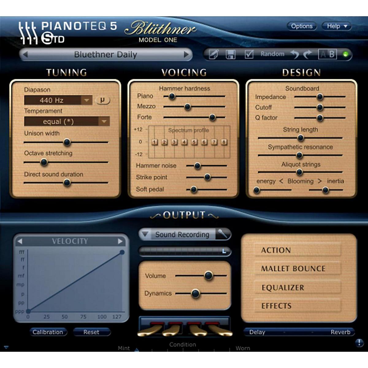 Modartt Bluthner Model 1 Grand Piano Add-On