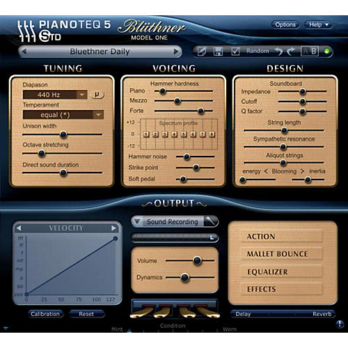 Modartt Bluthner Model 1 Grand Piano Add-On