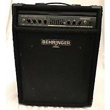 Behringer Blx3000 Bass Combo Amp