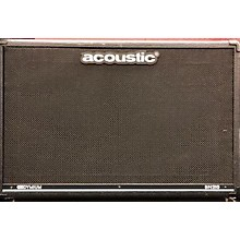 Acoustic Bn210 Bass Cabinet
