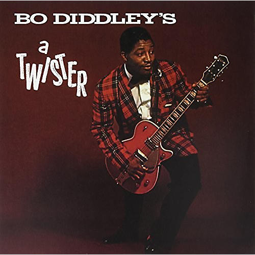 Alliance Bo Diddley - Is A Twister