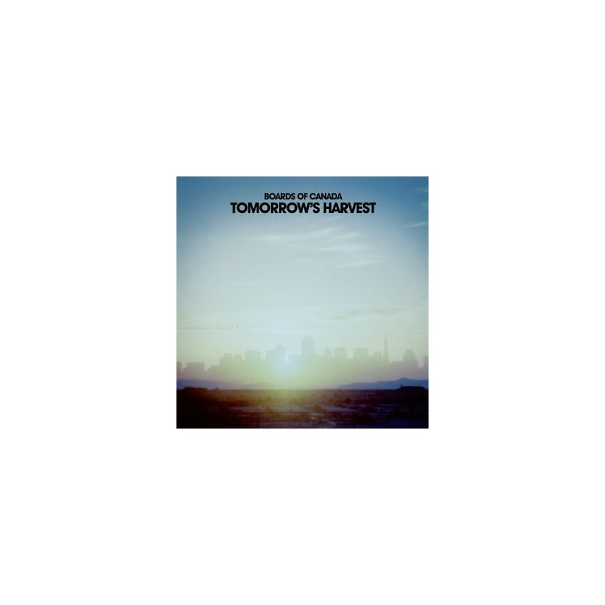 Alliance Boards of Canada - Tomorrow's Harvest