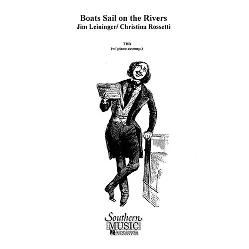 Southern Boats Sail on the Rivers TBB Composed by Jim Leininger