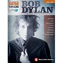 Music Sales Bob Dylan - Guitar Play-Along Volume 148 Book/CD